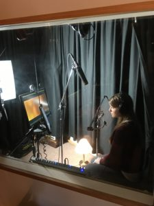 ADR Setup at Crash Symphony Productions